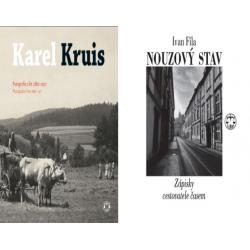 FOTO BALÍČEK (Karel Kruis. Fotografie z let 1882-1917 + Nouzový stav - Zápisky cestovatele časem)
