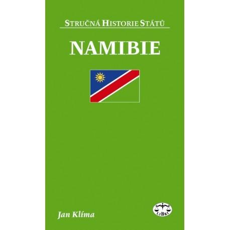 Namibie (stručná historie států): Jan Klíma