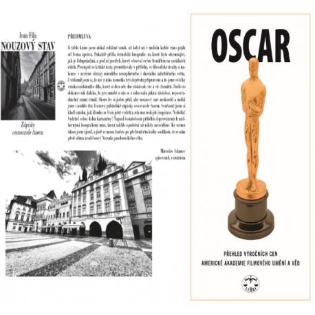 IVAN FÍLA BALÍČEK (Nouzový stav + Oscar. Přehled výročních cen Americké akademie filmové umění a věd