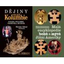 JIŽNÍ AMERIKA BALÍČEK (Dějiny Velké Kolumbie + Malá encyklopedie bohů a mýtů Jižní Ameriky)