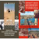 VÁLEČNÝ BALÍČEK (Bitva o Suez + Krvavý zrod moderního Turecka. Ankara mezi Londýnem a Moskvou)
