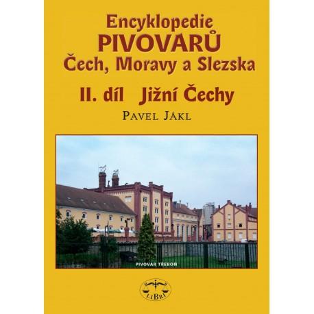 Encyklopedie pivovarů 2.díl - Jižní Čechy: Pavel Jákl