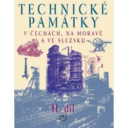 Technické památky v Čechách, na Moravě a ve Slezsku II., H-O: kolektiv