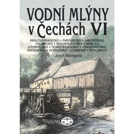 Vodní mlýny v Čechách VI.: Josef Klempera