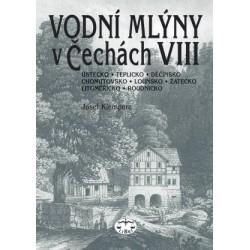 Vodní mlýny v Čechách VIII.: Josef Klempera