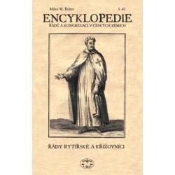 Encyklopedie řádů, kongregací a řeholních společností katolické církve v českých zemích I.: Milan Buben