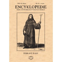 Encyklopedie řádů, kongregací a řeholních společností katolické církve v českých zemích III.-2 sv.: Milan Buben