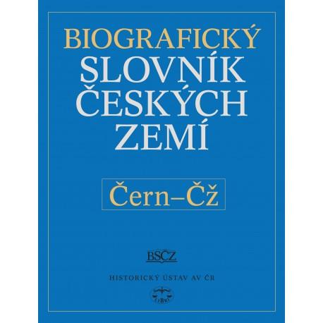 Biografický slovník českých zemí, 11. sešit, Čern-Čž: Pavla Vošahlíková a kolektiv