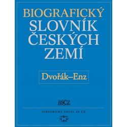 Biografický slovník českých zemí, 15. sešit (Dvořák–Enz): Pavla Vošahlíková a kolektiv