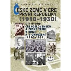 České země v éře První republiky, II. díl (1930-1935): Zdeněk Kárník