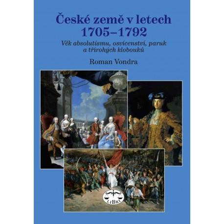 České země v letech 1705–1792. Věk absolutismu, osvícenství, paruk a třírohých klobouků: Roman Vondra