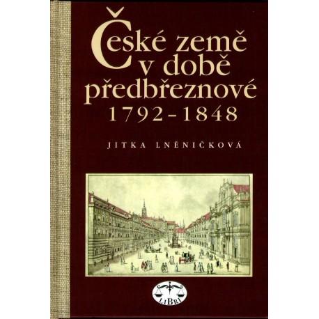České země v době předbřeznové 1792-1848: Jitka Lněničková