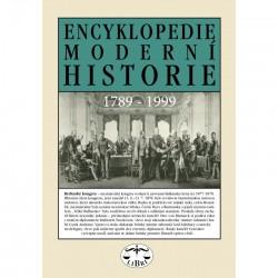 Encyklopedie moderní historie 1789-1999: Marek Pečenka, Petr Luňák a kolektiv