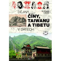 Dějiny Číny, Taiwanu a Tibetu v datech: Vladimír Liščák