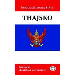 Thajsko (stručná historie států): Stanislava Vavroušková, Jan Bečka - DEFEKT - POŠKOZENÉ DESKY