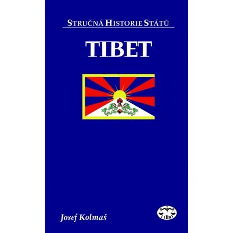 Tibet (stručná historie států): Josef Kolmaš