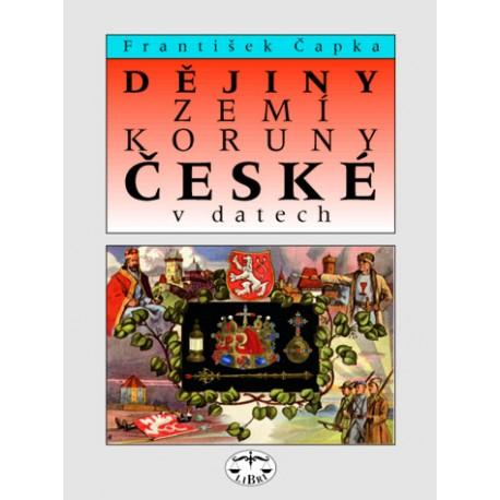 Dějiny zemí koruny české v datech, 3. vydání: František Čapka