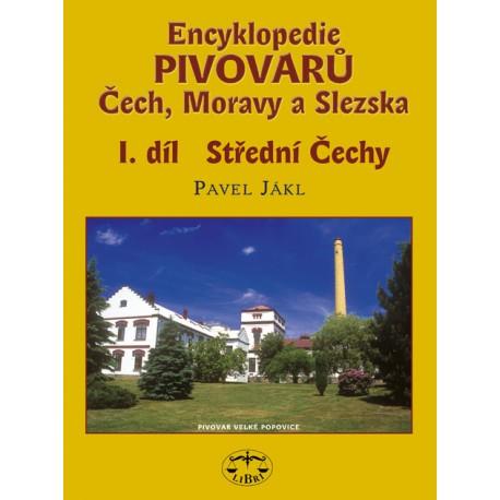 Encyklopedie pivovarů Čech, Moravy a Slezska, I. díl, Střední Čechy: Pavel Jákl