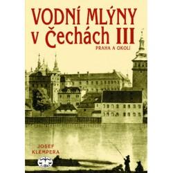 Vodní mlýny v Čechách III.: Josef Klempera