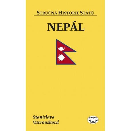 Nepál (stručná historie států): Stanislava Vavroušková