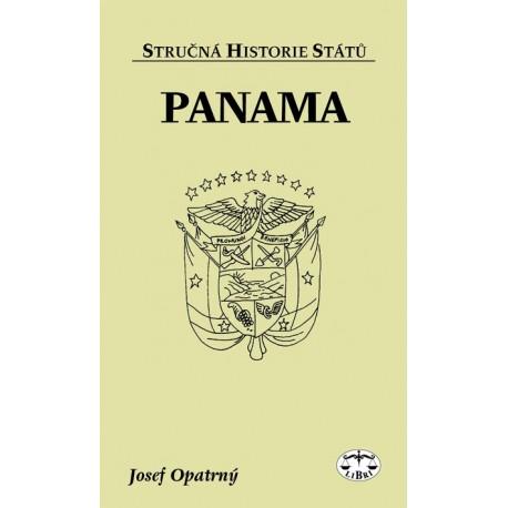 Panama (stručná historie států): Josef Opatrný