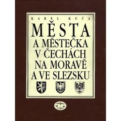 Města a městečka v Čechách, na Moravě a ve Slezsku Pro-S (VI. díl): Karel Kuča