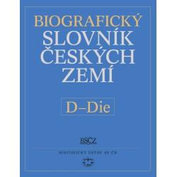 Biografický slovník českých zemí, 12. sešit, D–Die: Pavla Vošahlíková a kolektiv DEFEKT-poškozené desky