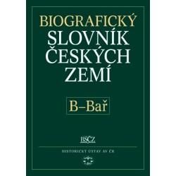 Biografický slovník českých zemí, 2. sešit (B–Bař): Pavla Vošahlíková a kolektiv - DEFEKT - POŠKOZENÉ DESKY