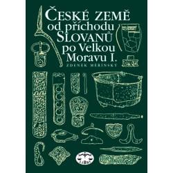 České země od příchodu Slovanů po Velkou Moravu I.: Zdeněk Měřínský - DEFEKT - POŠKOZENÉ DESKY