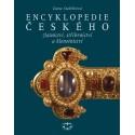 Encyklopedie českého zlatnictví, stříbrnictví a klenotnictví: Dana Stehlíková - DEFEKT - ODLEPENÝ HŘBET
