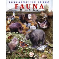 Encyklopedie naší přírody - Fauna: Miloš Anděra - DEFEKT - POŠKOZENÉ DESKY