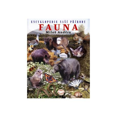 Encyklopedie naší přírody - Fauna: Miloš Anděra
