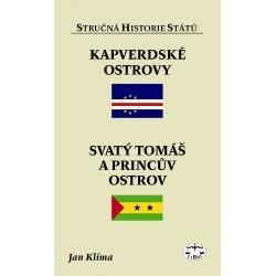 Kapverdské ostrovy, Svatý Tomáš a Princův ostrov (stručná historie států): Jan Klíma