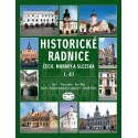 Historické radnice Čech, Moravy a Slezska, I. díl: Zdeněk Fišera, Karel Kibic - DEFEKT - POŠKOZENÉ DESKY