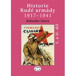 Historie Rudé armády 1917–1941: Bohuslav Litera - DEFEKT - POŠKOZENÉ DESKY