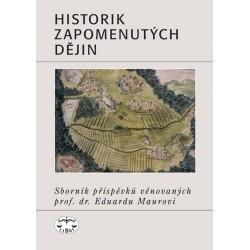 Historik zapomenutých dějin. Sborník příspěvků věnovaných prof. dr. Eduardu Maurovi - DEFEKT - POŠKOZENÉ DESKY