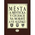 Města a městečka v Čechách, na Moravě a ve Slezsku A-G (I. díl): Karel Kuča - DEFEKT - POŠKOZENÉ DESKY