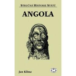 Angola (stručná historie států): Jan Klíma