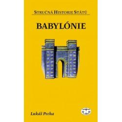 Babylónie: Lukáš Pecha ELEKTRONICKÁ KNIHA