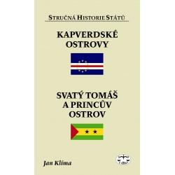 Kapverdské ostrovy, Svatý Tomáš a Princův ostrov: Jan Klíma ELEKTRONICKÁ KNIHA