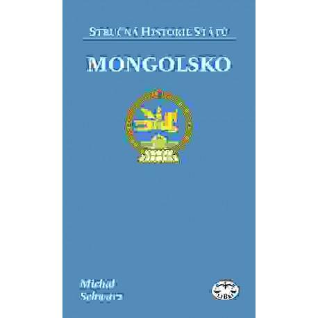Mongolsko: Michal Schwarz ELEKTRONICKÁ KNIHA