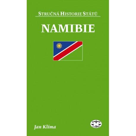 Namibie: Jan Klíma ELEKTRONICKÁ KNIHA