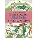 Báje a pověsti z Čech a Moravy - Jižní Čechy: Vladimír Hulpach E-KNIHA