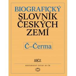 Biografický slovník českých zemí, 10. sešit (Č-Čerma): Pavla Vošahlíková a kolektiv E-KNIHA