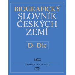 Biografický slovník českých zemí, 12. sešit, D–Die: Pavla Vošahlíková a kolektiv E-KNIHA
