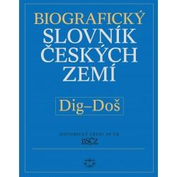 Biografický slovník českých zemí, 13. sešit, Dig–Doš: Pavla Vošahlíková a kolektiv E-KNIHA