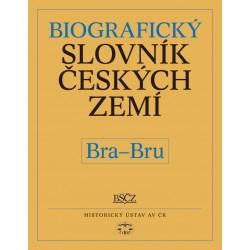 Biografický slovník českých zemí, 7. sešit (Bra–Bru): Pavla Vošahlíková a kolektiv E-KNIHA