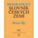 Biografický slovník českých zemí, 8. sešit (Brun–By): Pavla Vošahlíková a kolektiv E-KNIHA