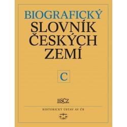 Biografický slovník českých zemí, 9. sešit (C): Pavla Vošahlíková a kolektiv E-KNIHA