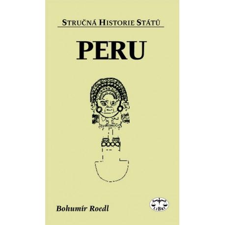 Peru: Bohumír Roedl E-KNIHA